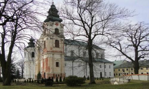 Zdjecie POLSKA / Lubelszczyzna / Leśna Podlaska / Sanktuarium Matki Bożej Leśniańskiej.
