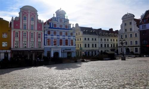POLSKA / zachodniopomorskie / Szczecin / Na Rynku w Szczecinie