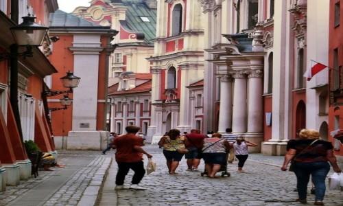 Zdjecie POLSKA / Wielkopolska / Poznań / Pewnego razu w Poznaniu