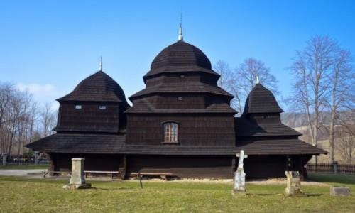 POLSKA / Podkarpacie / Równia / Mała Czarna