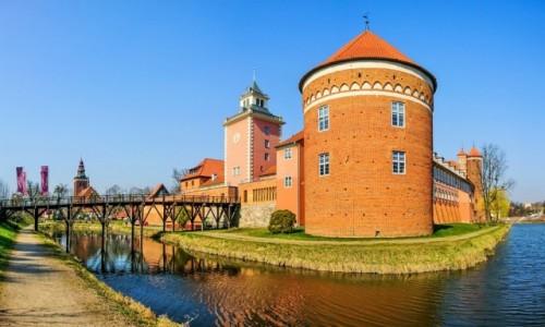 Zdjecie POLSKA / Warmia / Lidzbark Warmiński / Zamek