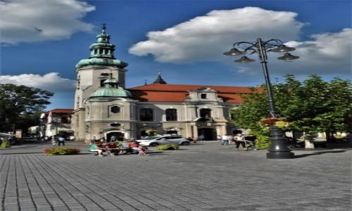 Zdjęcie POLSKA / Śląsk / Pszczyna / Pszczyna, kościół ewangelicki