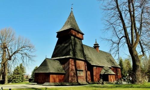 POLSKA / województwo małopolskie / Białka Tatrzańska / Kościół pw.św.Apostołów Szymona i Judy