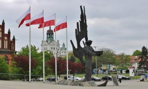 Zdjecie POLSKA / Pobrzeże Szczecińskie / Szczecin / Anioł Wolności