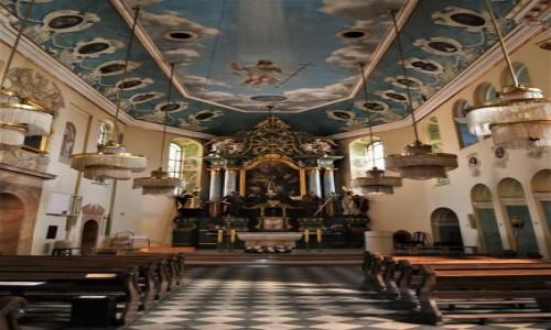 Zdjęcie POLSKA / Śląsk / Pszczyna / Pszczyna, Kościół pw. Wszystkich Świętych