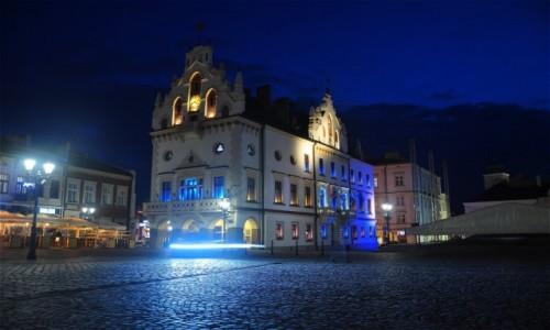 Zdjecie POLSKA / podkarpackie / Rzeszów / Nocny Rzeszów