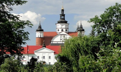 Zdjęcie POLSKA / Podlasie / Supraśl / Monaster