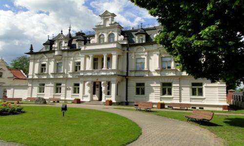 POLSKA / Podlasie / Supraśl / Pałac Buchholtzów.