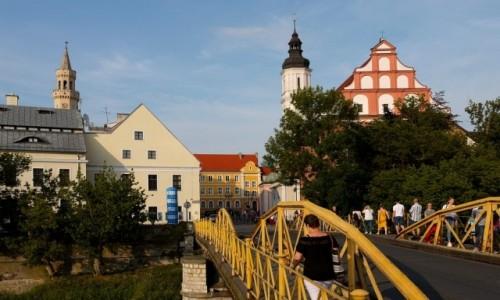 Zdjecie POLSKA / opolskie / Opole / W kierunku rynku opolskiego