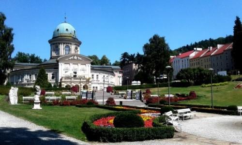 Zdjęcie POLSKA / dolnośląskie / Lądek Zdrój / Lądek Zdrój w upalny dzień