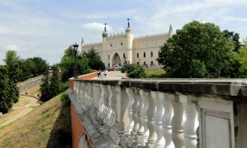 Zdjecie POLSKA / Lubelszczyzna / Lublin / Lubelski zamek.