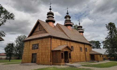 POLSKA / Lubelszczyzna / Hanna / Na wschodzie - odnowiona perełka