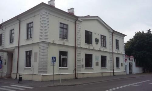 Zdjecie POLSKA / Biała Podlaska / Biała Podlaska / Gimnazjum w którym uczył się Kraszewski