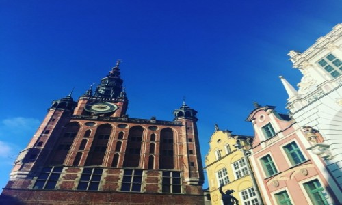 Zdjecie POLSKA / Stare Miasto  / Gdansk  / Stare Miasto Gdańsk