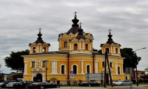 Zdjęcie POLSKA / województwo lubelskie / Tomaszów Lubelski / Cerkiew św.Mikołaja z 1890 roku