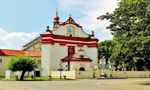 Zdjęcie POLSKA / województwo lubelskie / Krasnobród / Sanktuarium Nawiedzenia NMP z 1699 roku