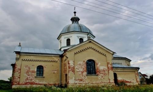 Zdjęcie POLSKA / województwo lubelskie / Siedliska / Cerkiew św.Mikołaja z 1901 roku