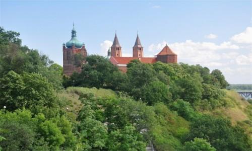 Zdjecie POLSKA / mazowieckie / Płock / Wzgórze Tumskie w Płocku
