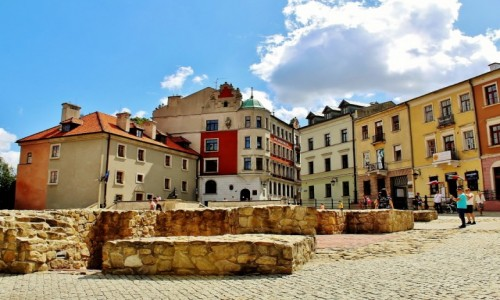 Zdjęcie POLSKA / województwo lubelskie / Lublin / Lubię Lublin