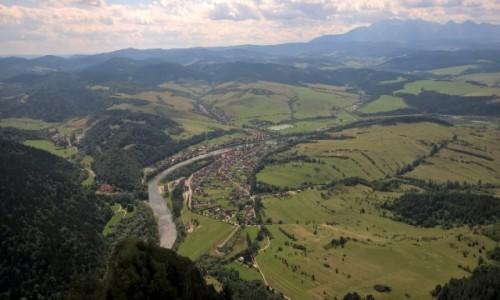Zdjecie POLSKA / Pieniny / Góry / Widoki z Trzech Koron