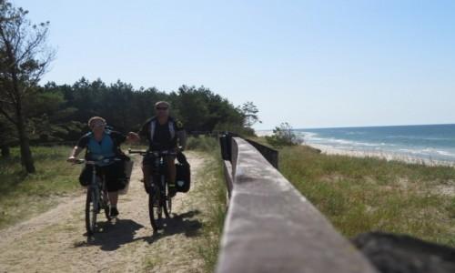 Zdjecie POLSKA / Bałtyk / Polska / Jak przejechać rowerem z Trójmiasta do Ahlbeck