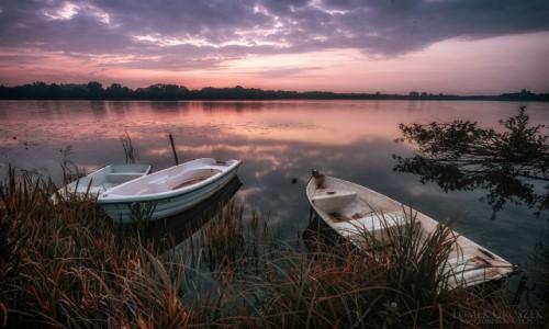 Zdjecie POLSKA / kujawsko-pomorskie / jezioro Mochel, Kamień Krajeński / Mochel