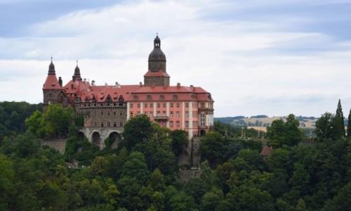 Zdjecie POLSKA / Dolnośląskie / Wałbrzych / -zamek -