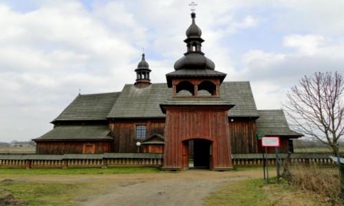 Zdjecie POLSKA / Lubelszczyzna / Pratulin / Klimaty Polski Wschodniej.