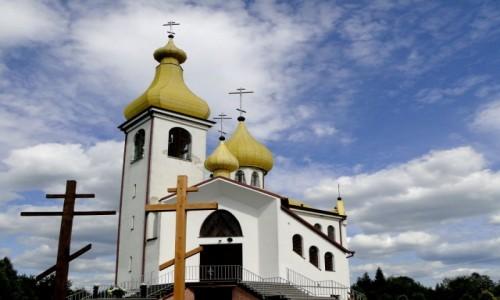 Zdjecie POLSKA / Podlasie / Czarna Białostocka / Czar Podlasia