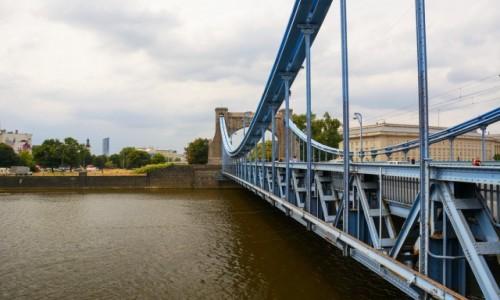 Zdjecie POLSKA / woj. dolnośląskie / Wrocław / pocztówki z Wrocławia - Most Grunwaldzki