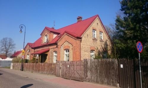 Zdjęcie POLSKA / podlaskie / Białystok, ul. Poprzeczna / Białostocka szkoła muratorska 2