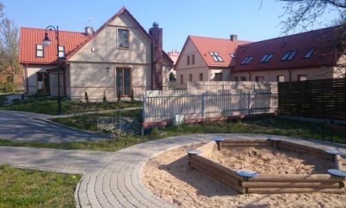 Zdjęcie POLSKA / podlaskie / Białystok, Stary Rynek, widok od Poprzecznej / Nowe, ale drewniane