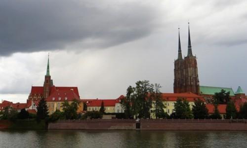 Zdjecie POLSKA / Dolny Śląsk / Wrocław / Ostrów Tumski