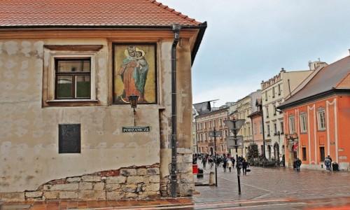 Zdjecie POLSKA / Małopolska / Kraków / Czy to deżdż czy dżdża