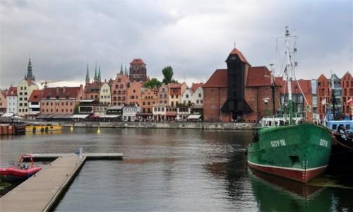 Zdjecie POLSKA / pomorskie / Gdańsk / Panorama Gdańska