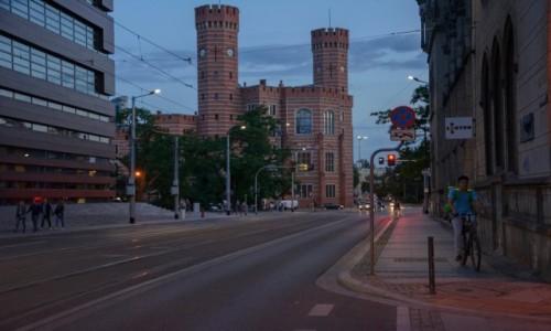 Zdjecie POLSKA / woj. dolnośląskie / Wrocław / pocztówki z Wrocławia - ul. Krupnicza