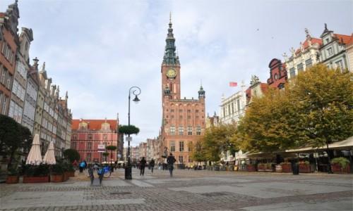 Zdjecie POLSKA / pomorskie / Gdańsk / Długi Targ