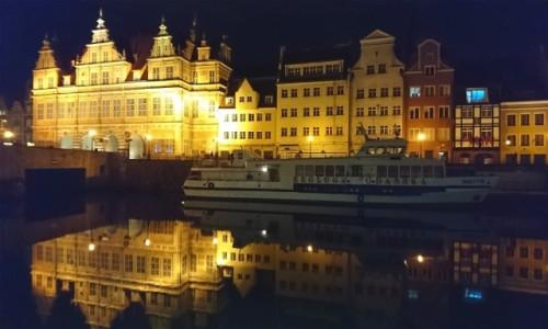 POLSKA / pomorskie / Gdańsk / Jesienny spacer po Gdańsku