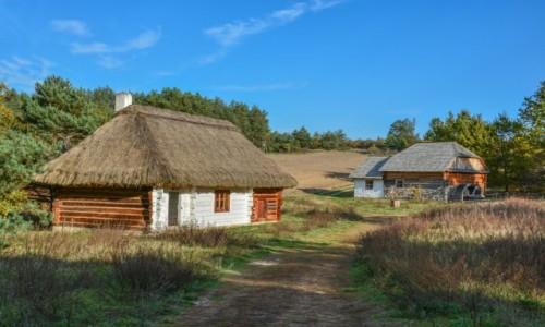 POLSKA / świętokrzyskie / Tokarnia / Wiejskie klimaty