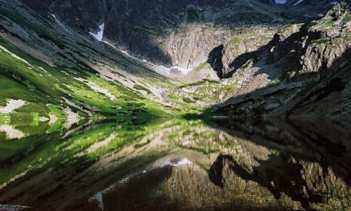 Zdjecie POLSKA / Tatry Wysokie / Tatry  / Czarny Staw Gąsienicowy