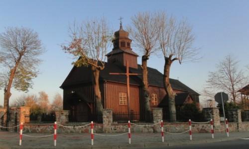 Zdjecie POLSKA / Kujawy / Straszewo / Kościół św. Marcina