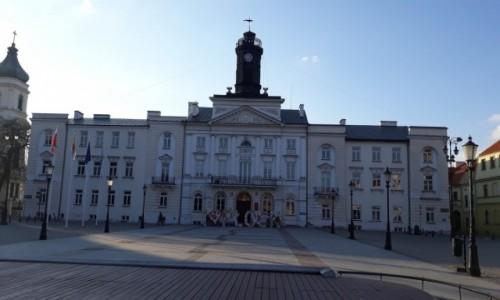 Zdjęcie POLSKA / Mazowsze / Płock / Ratusz w Płocku