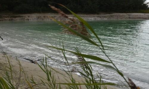 Zdjecie POLSKA / wielkopolskie / Turek / Lazurowe jezioro