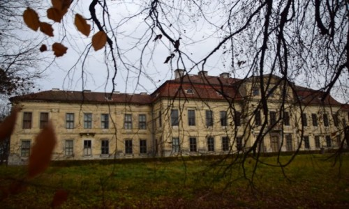 Zdjecie POLSKA / Warmińsko-Mazurskie / Drogosze / Pałac rodu von Donhoff