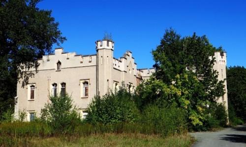 Zdjecie POLSKA / Dolny Śląsk / Szczodre / pałac książąt oleśnickich