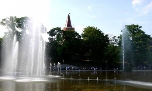 Zdjecie POLSKA / opolskie / Opole / Medialna fontanna