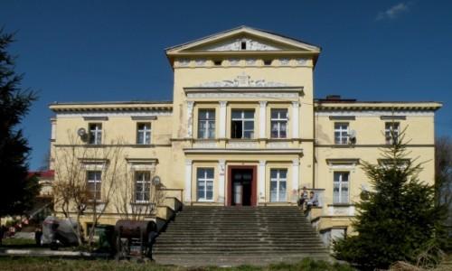 POLSKA / opolskie / Starowice / Pałac