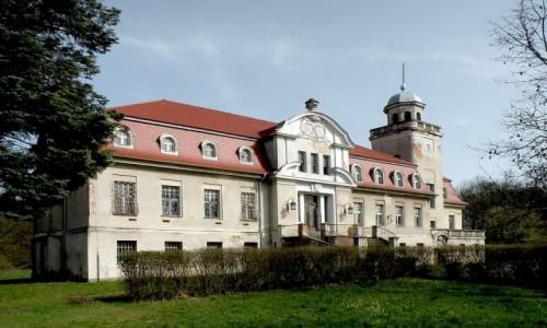 Zdjecie POLSKA / opolskie / Wronów / Pałac we Wronowie