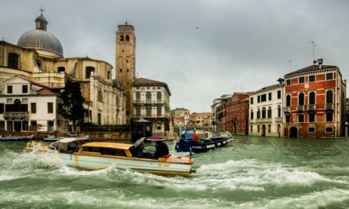 Zdjecie WłOCHY / Wenecja / wenecja / Canal Grande