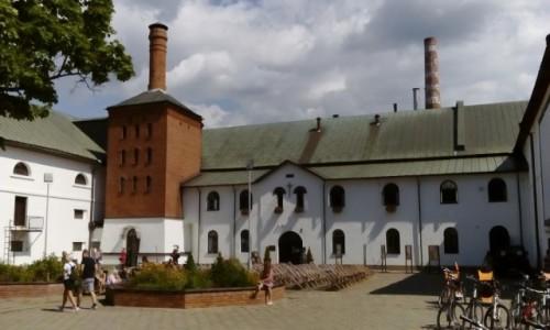POLSKA / Roztocze / Zwierzyniec / Browar w Zwierzyńcu